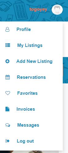 add new listing