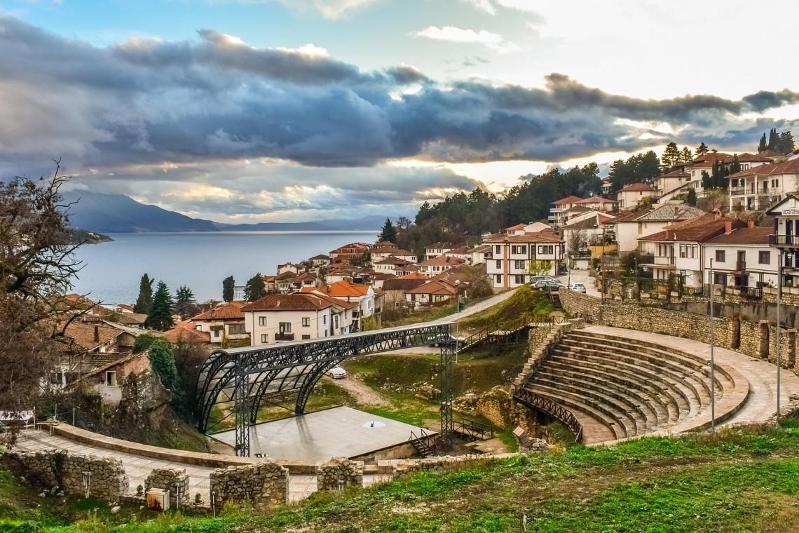 volunteering in North Macedonia